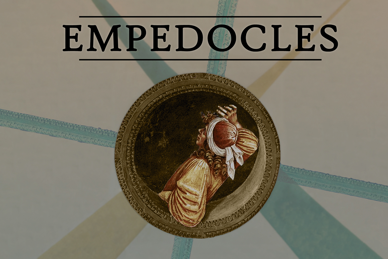 <h1>Empedocles of Acragas: Philosopher, Poet, Shaman</h1> <h4>The Ancient Greek philosopher who developed the first theory of evolution</h4>