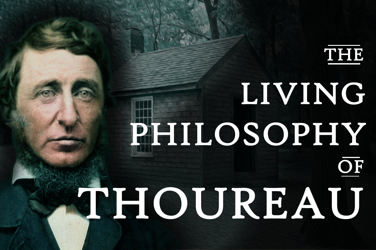 """<h1>American Diogenes – Henry David Thoreau's Living Philosophy</h1> <h4>Philosophy's not about having """"subtle thoughts"""" but about loving wisdom so much that you """"live according to its dictates""""</h4>"""