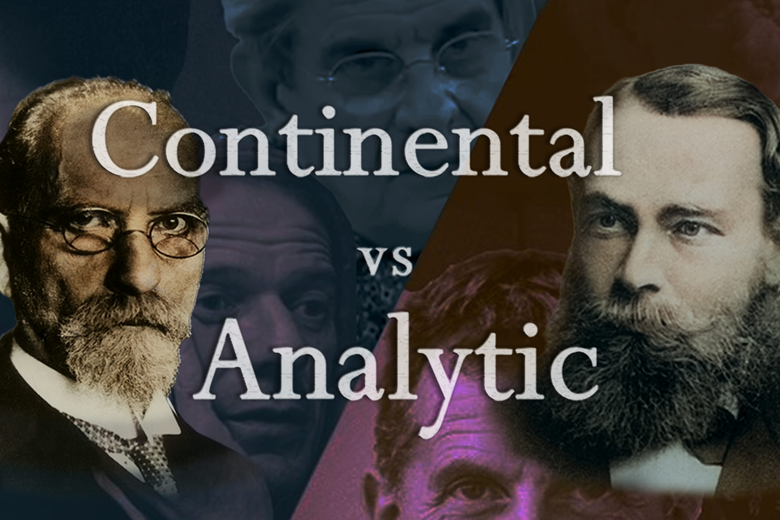 <h1>Analytic vs. Continental Philosophy</h1> <h4>The origins of the modern divide in philosophy</h4>